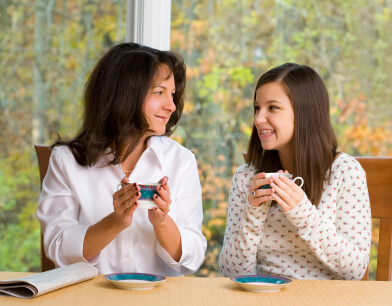 Listening Well to a Teenager Can Be Hard – Some New Encouragement