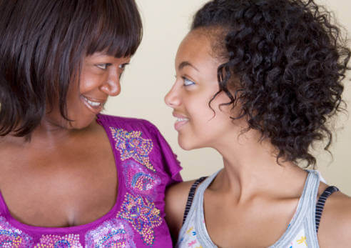 The Brain Talk – A Young Girl Learns What's Happening in Her Teen Brain
