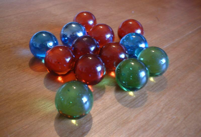 "Jar of Marbles – The ""Life Perspective"" Talk"