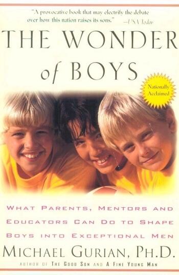 Michael Gurian – The Wonder of Boys