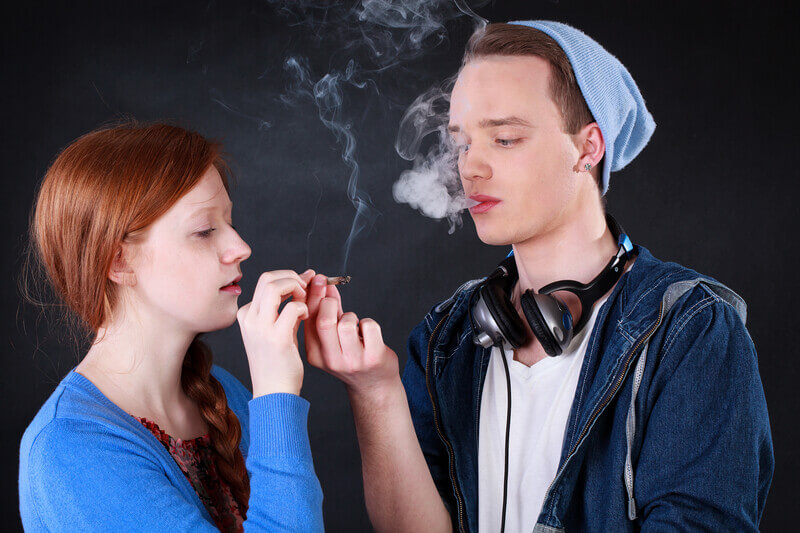 Pot – It May Be Legal But It Can Damage Your Kid's Brain